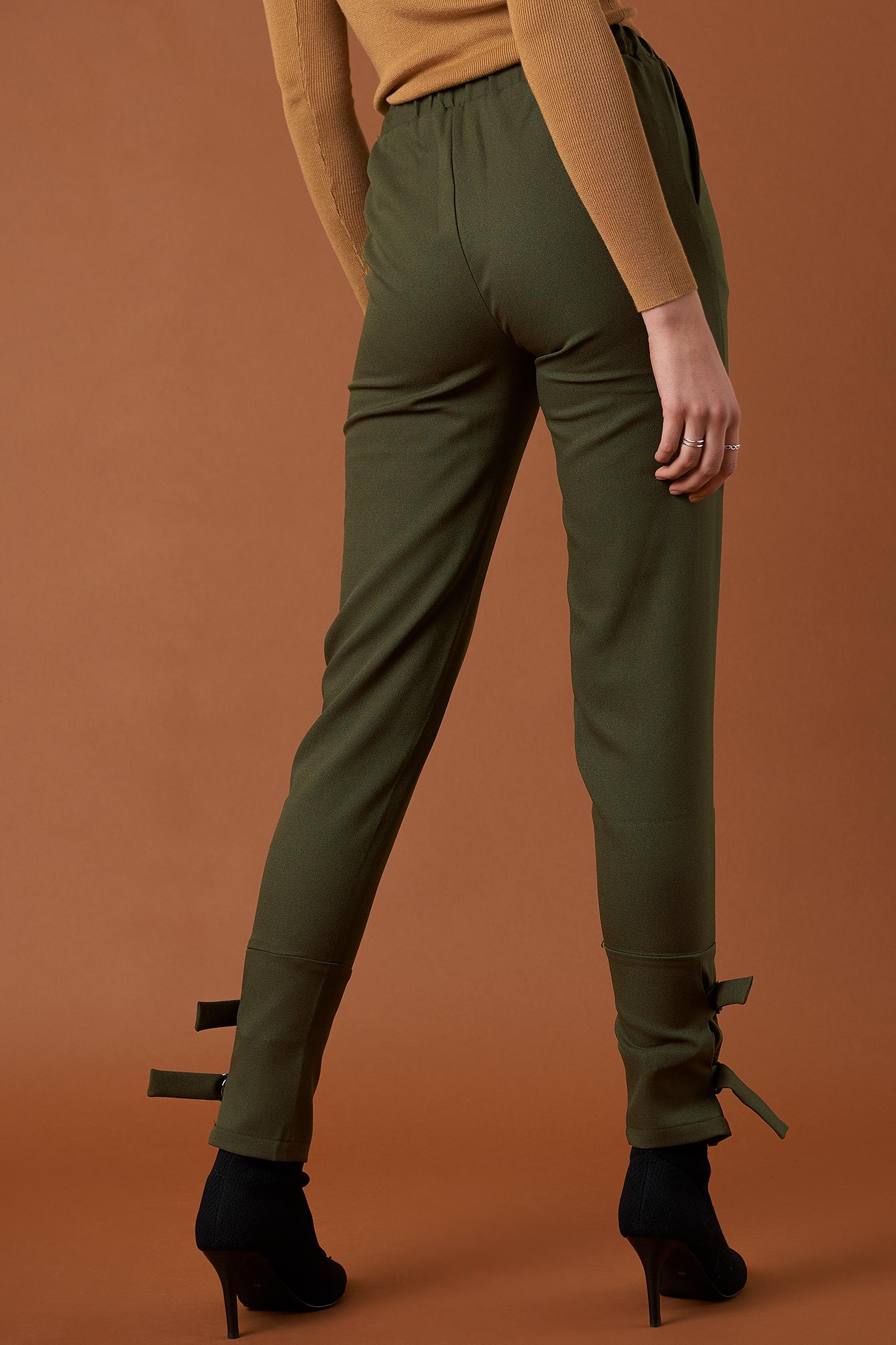 Ankle Strap Detailed Pants NA-KD.COM