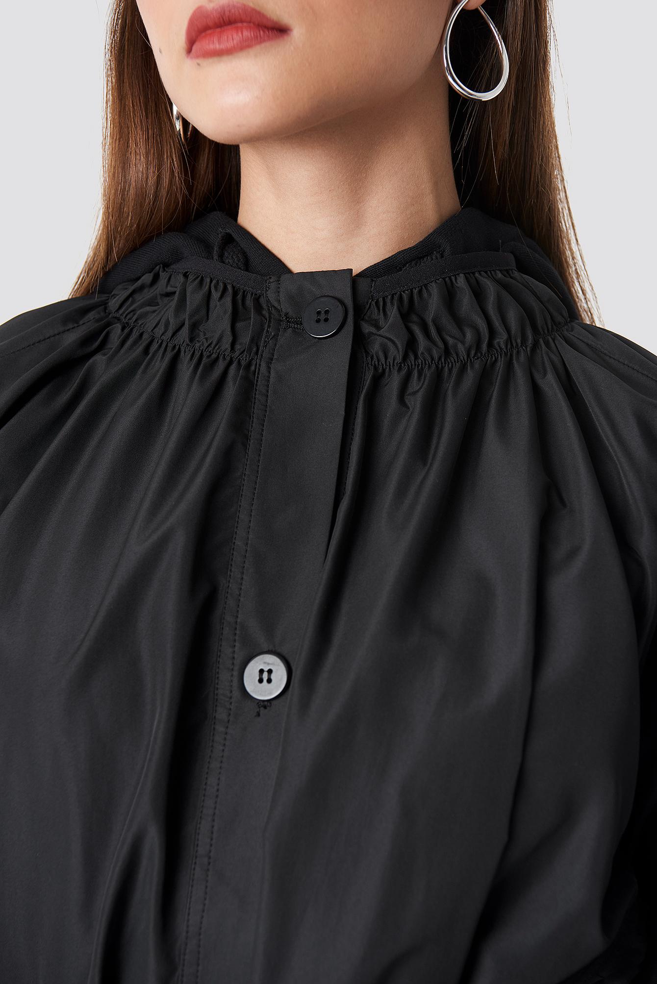 N Branded Belt Jacket NA-KD.COM