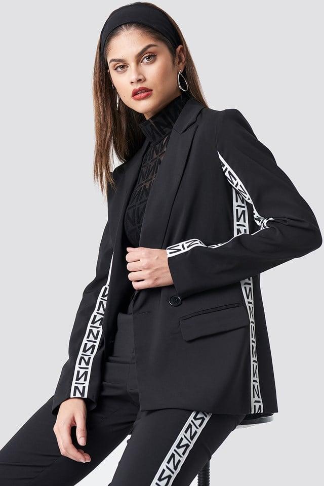 N Branded Blazer NA-KD Trend