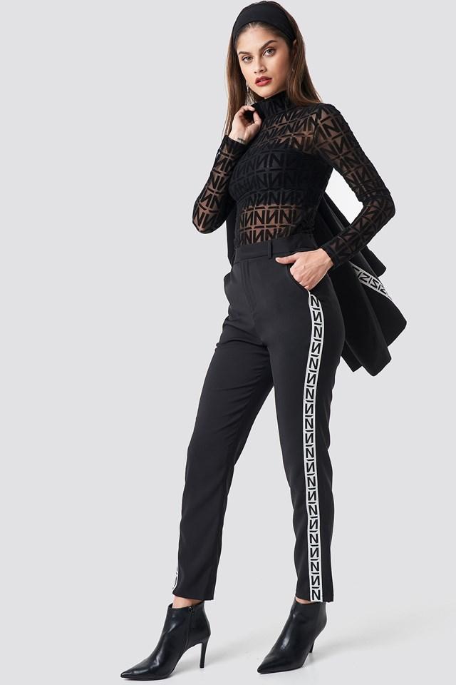 N Branded Suit Pants NA-KD.COM