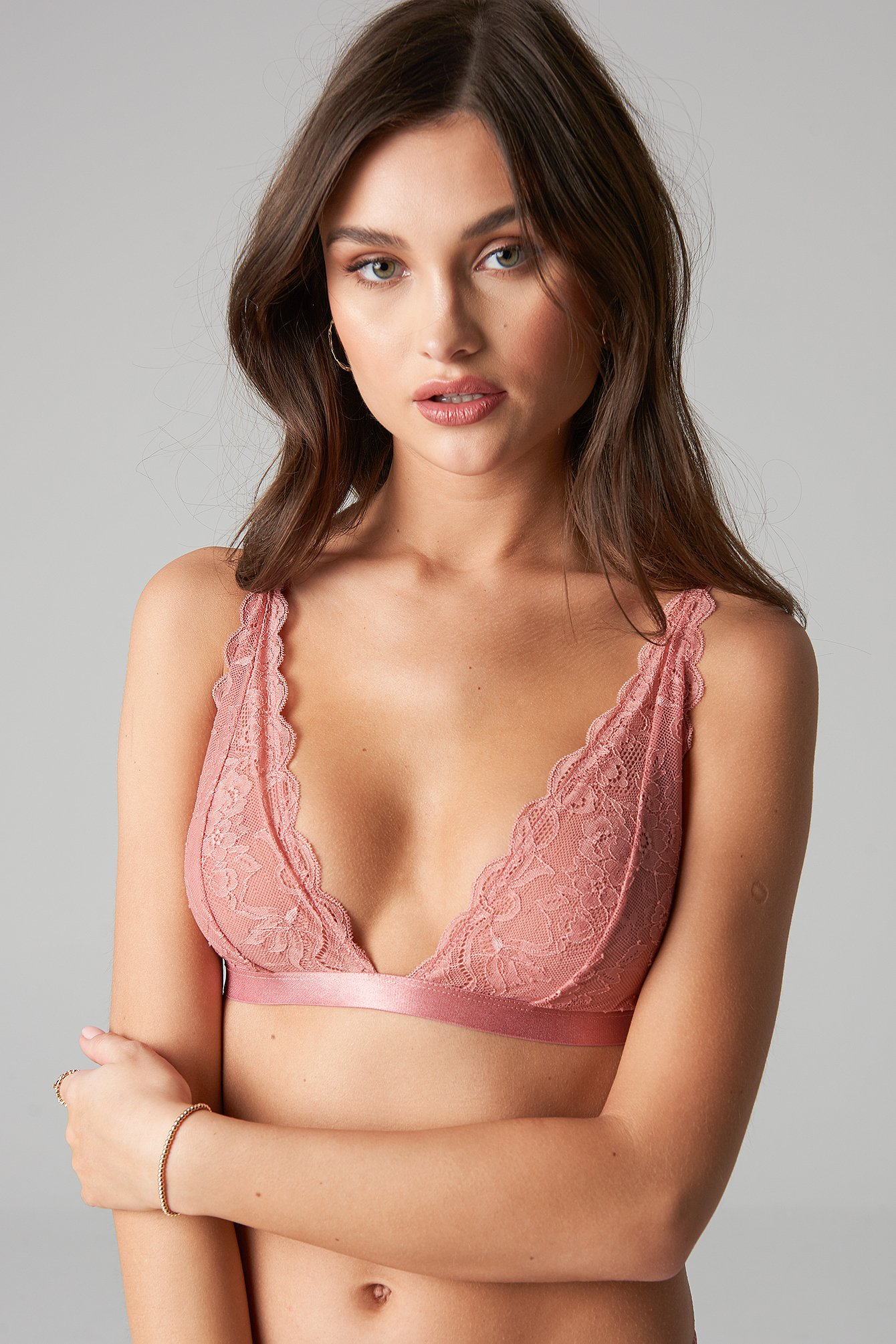 The Lace Bralette NA-KD.COM