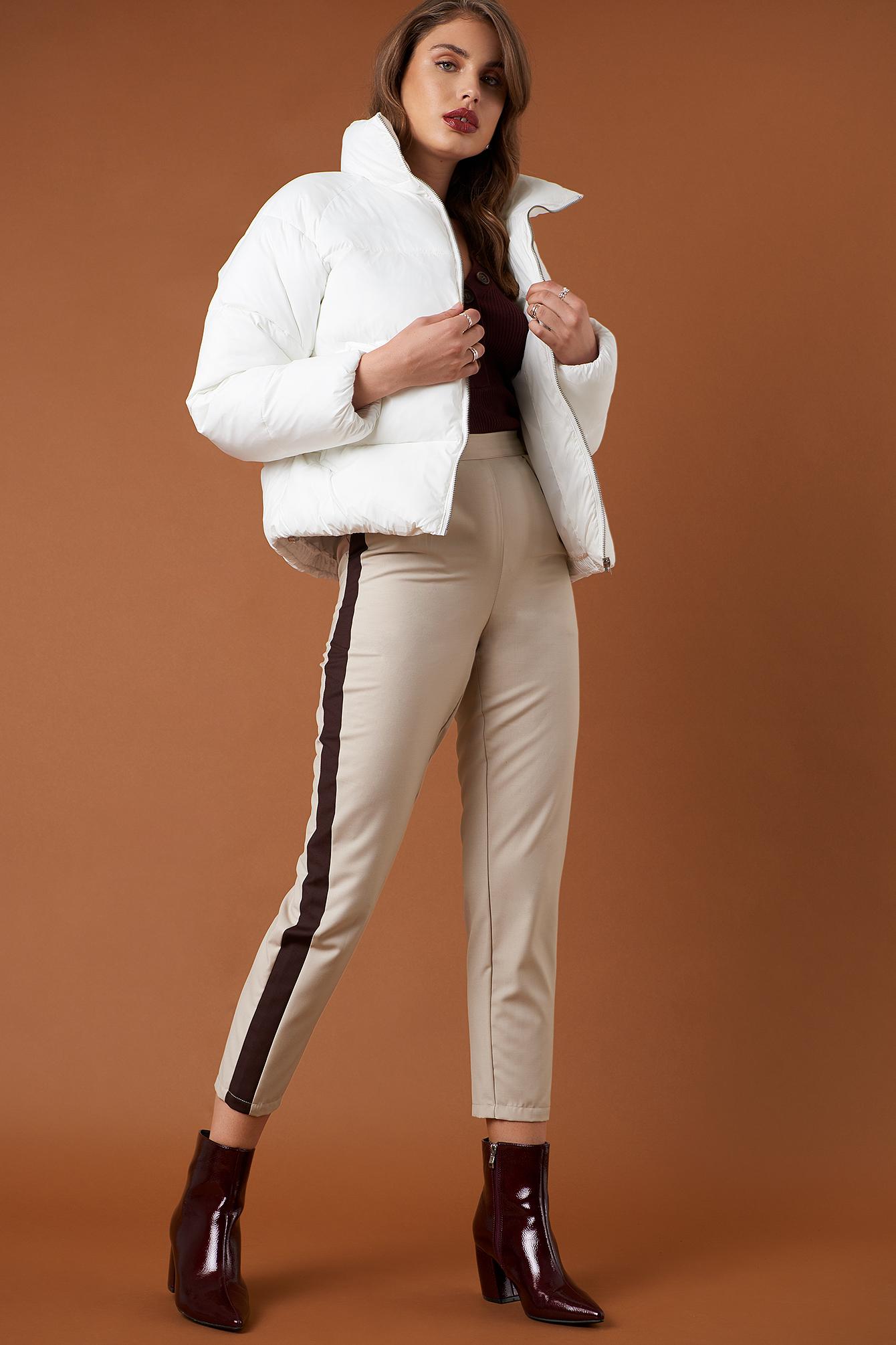 Short Puffer Jacket NA-KD.COM