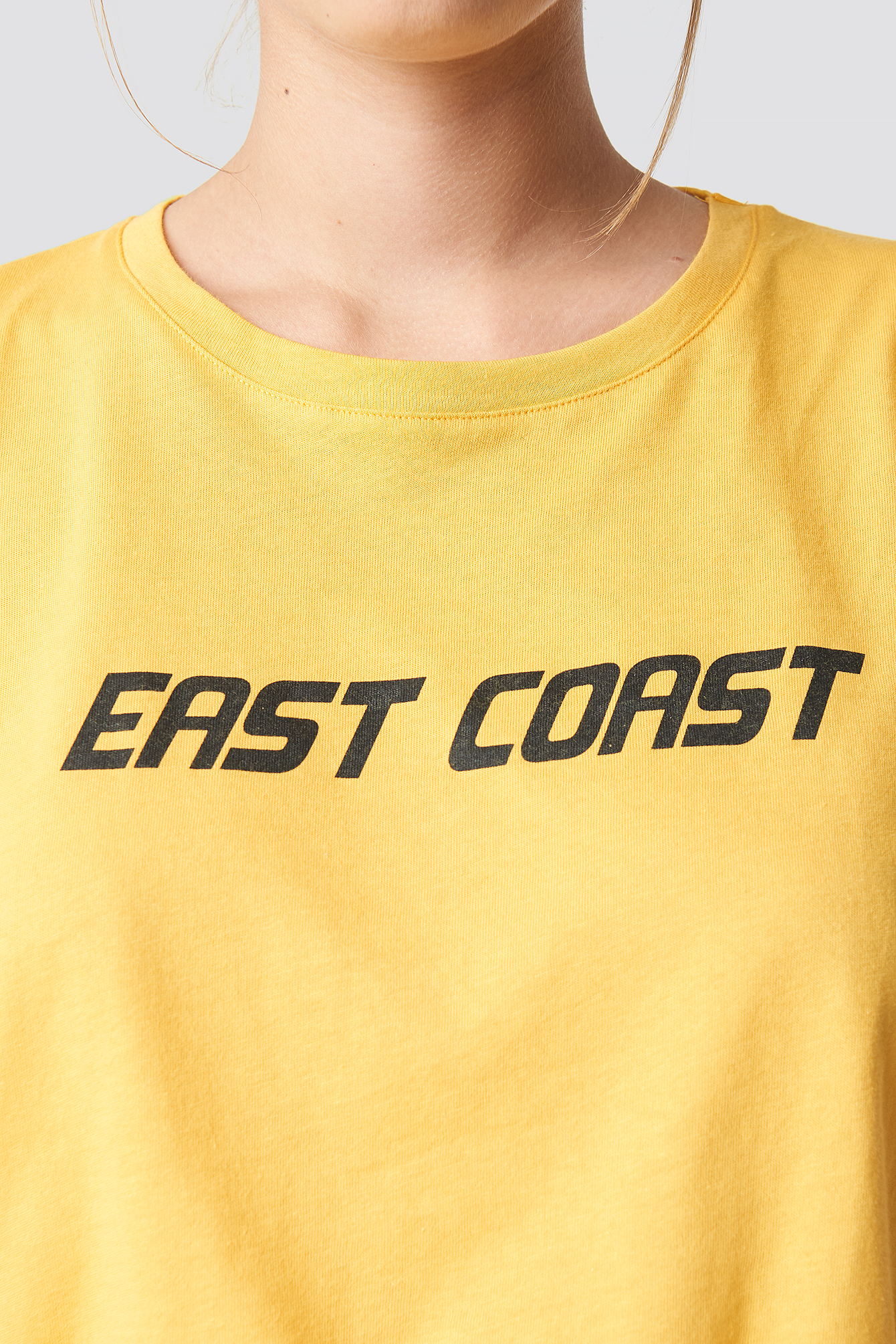 East Coast Oversized Tee NA-KD.COM