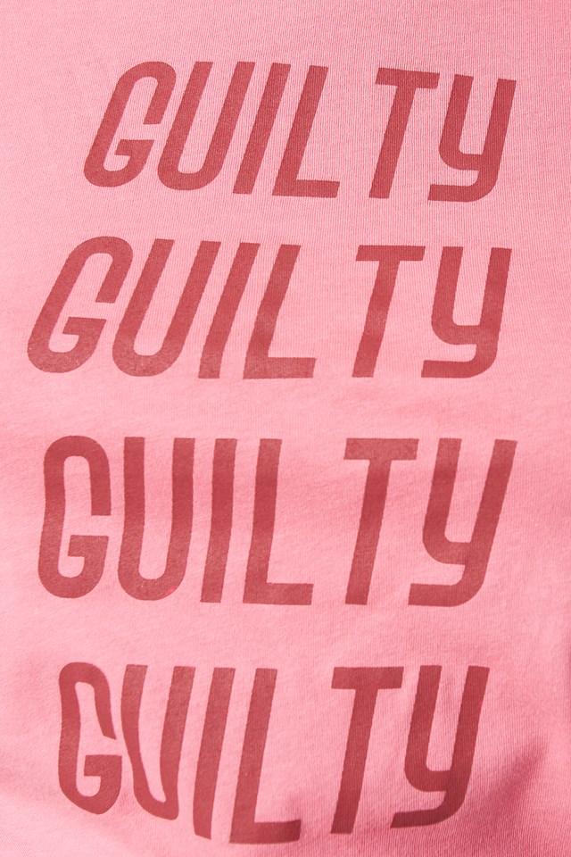 Guilty Raw Edge Tee NA-KD.COM