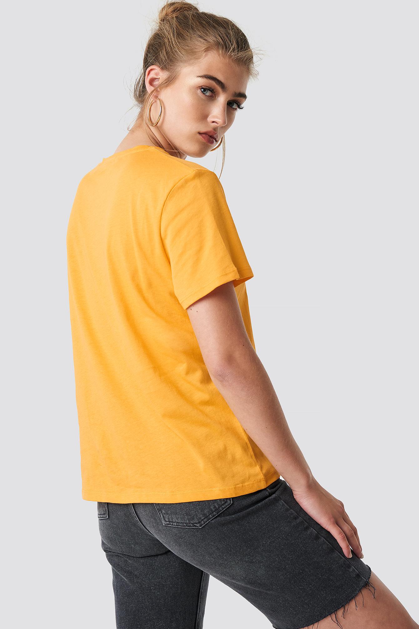 T-shirt oversize Hustler NA-KD.COM
