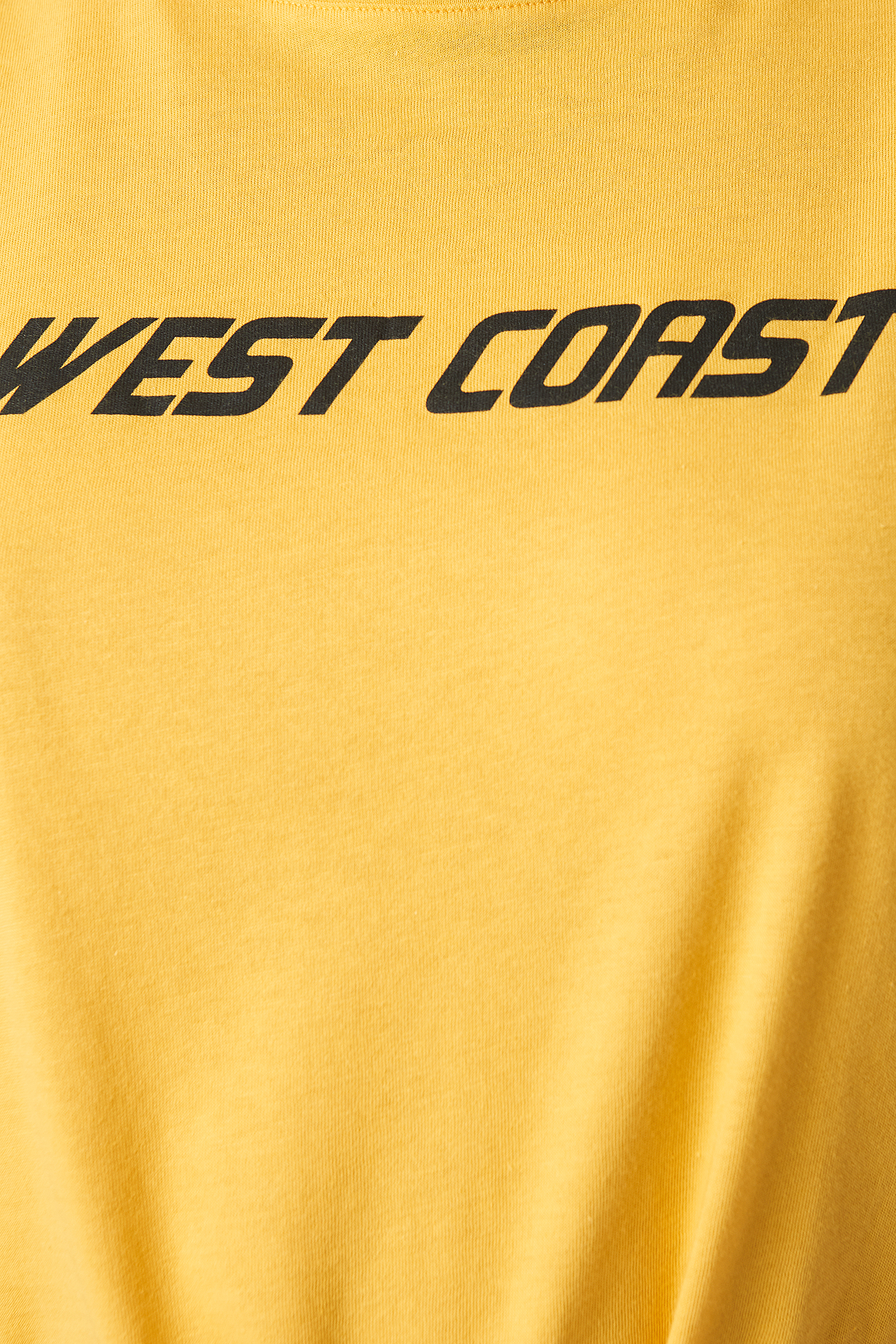 West Coast Oversized Tee NA-KD.COM