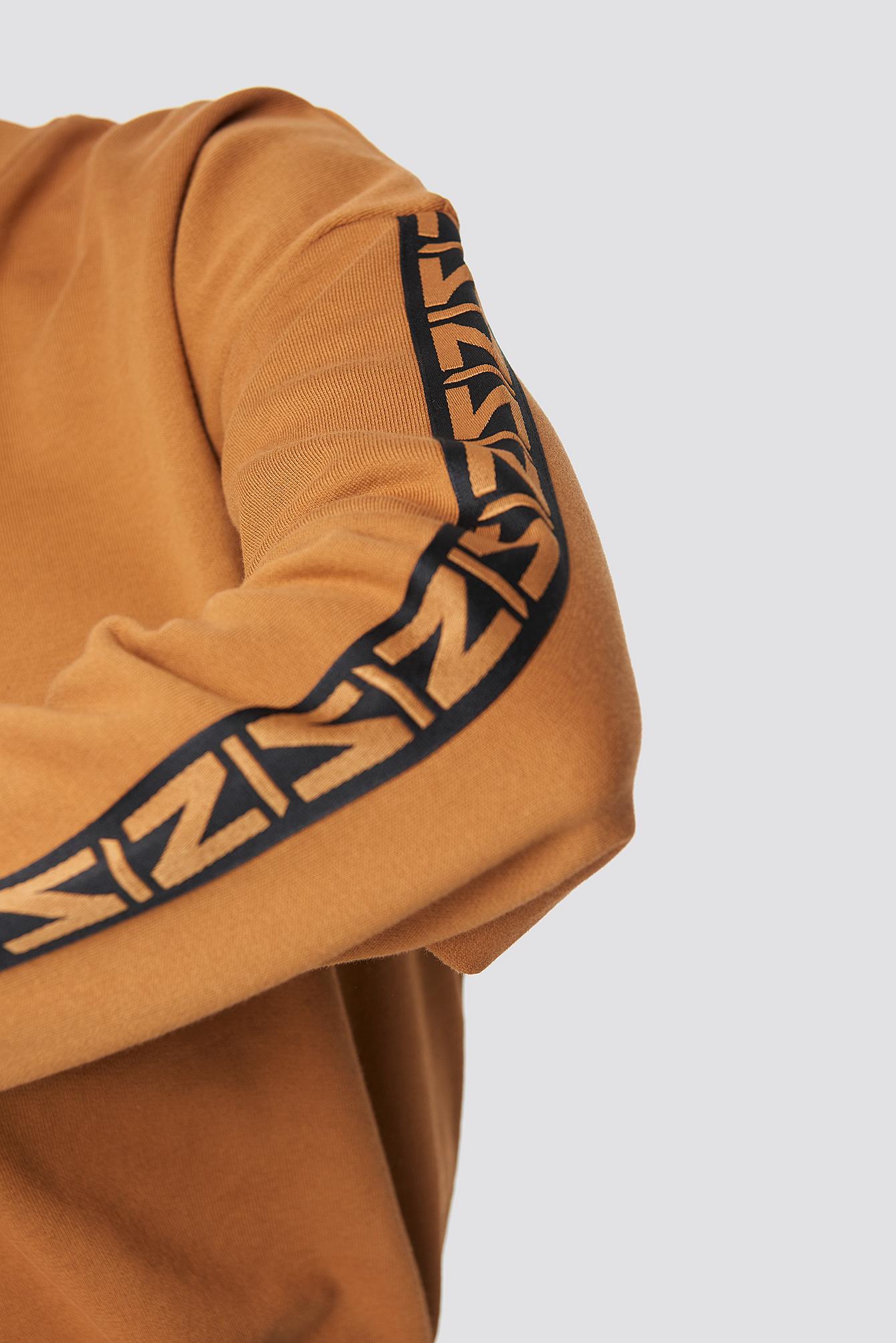 N Branded Stripe Sweatshirt NA-KD.COM