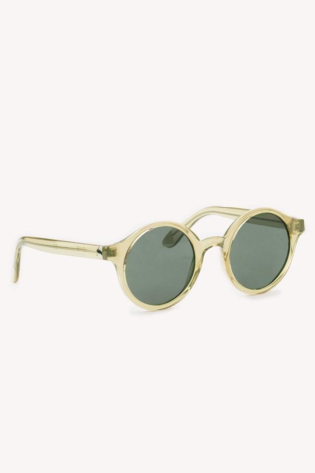 No. 1 Sunglasses Champagne