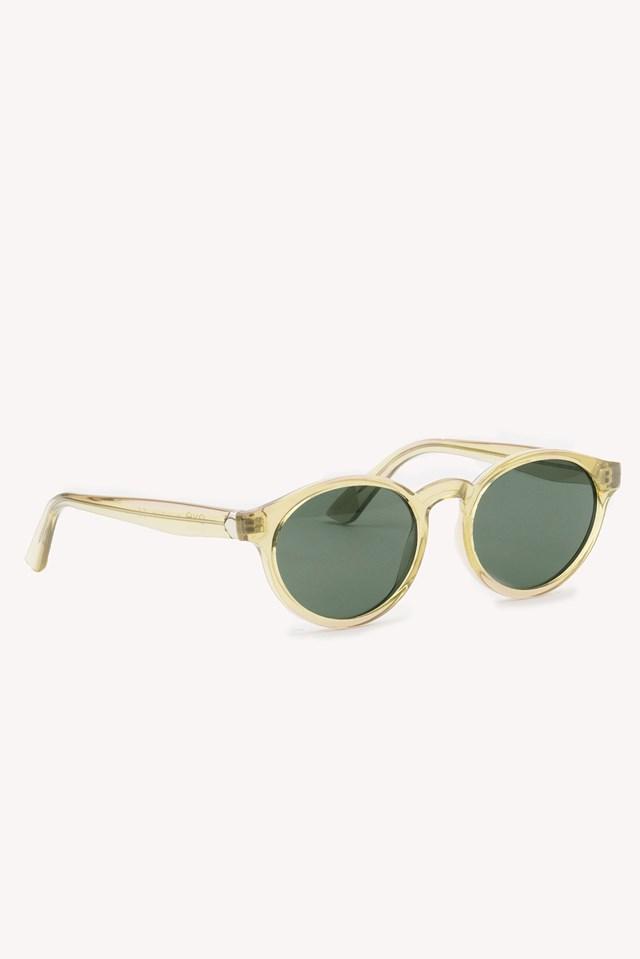 No. 2 Sunglasses Champagne
