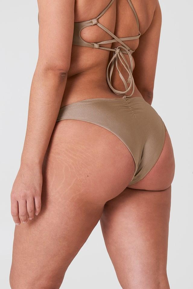 Blaze Bikini Bottoms Tan