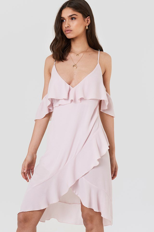 Heath Dress Light Pink