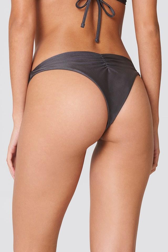 Blake Bikini Bottoms Dark Grey