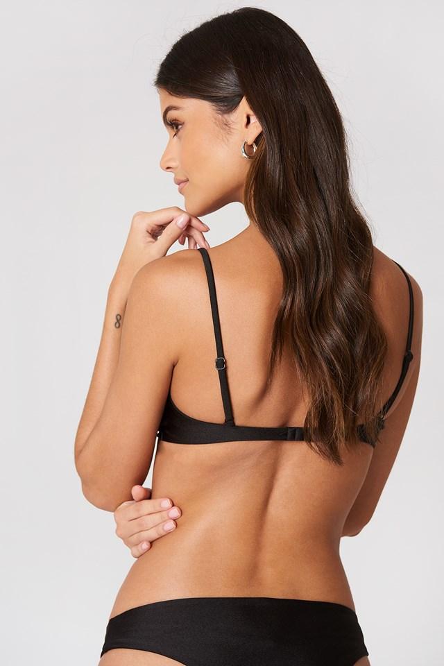 Eli Bikini Top Black