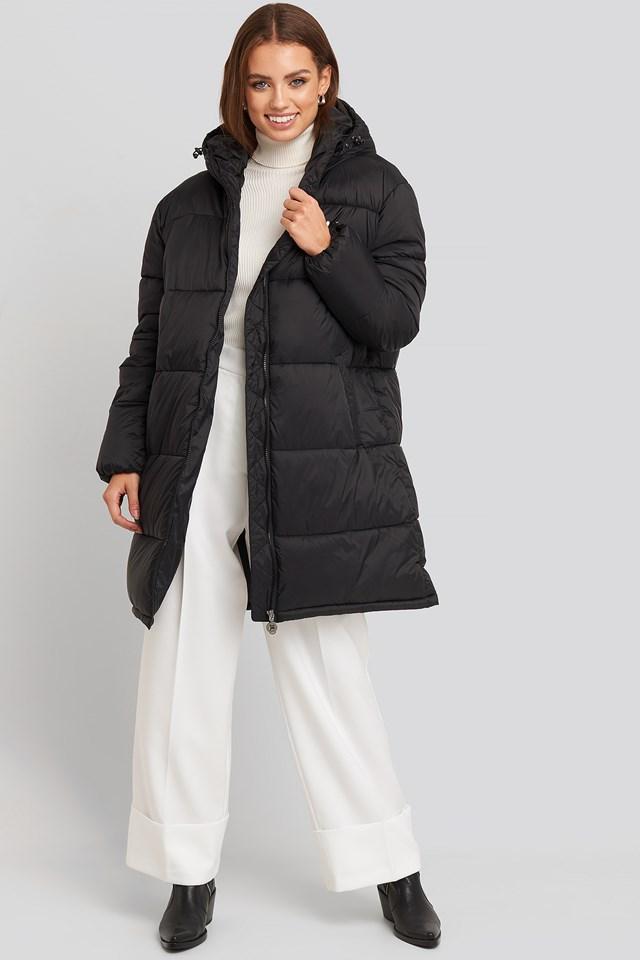 Bronwen Puff Hood Jacket FILA