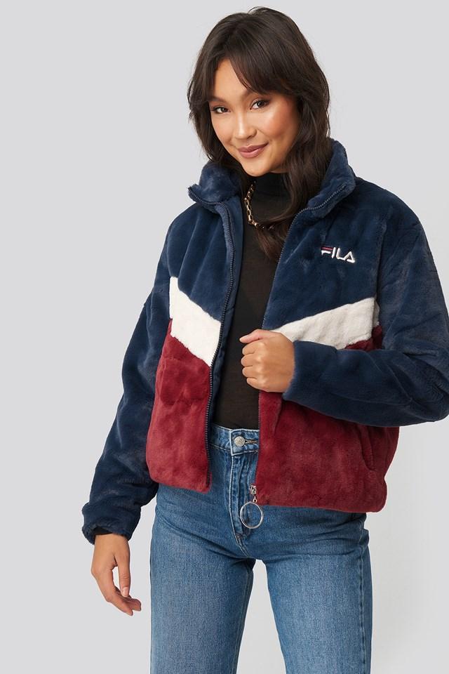 Charmaine Jacket FILA