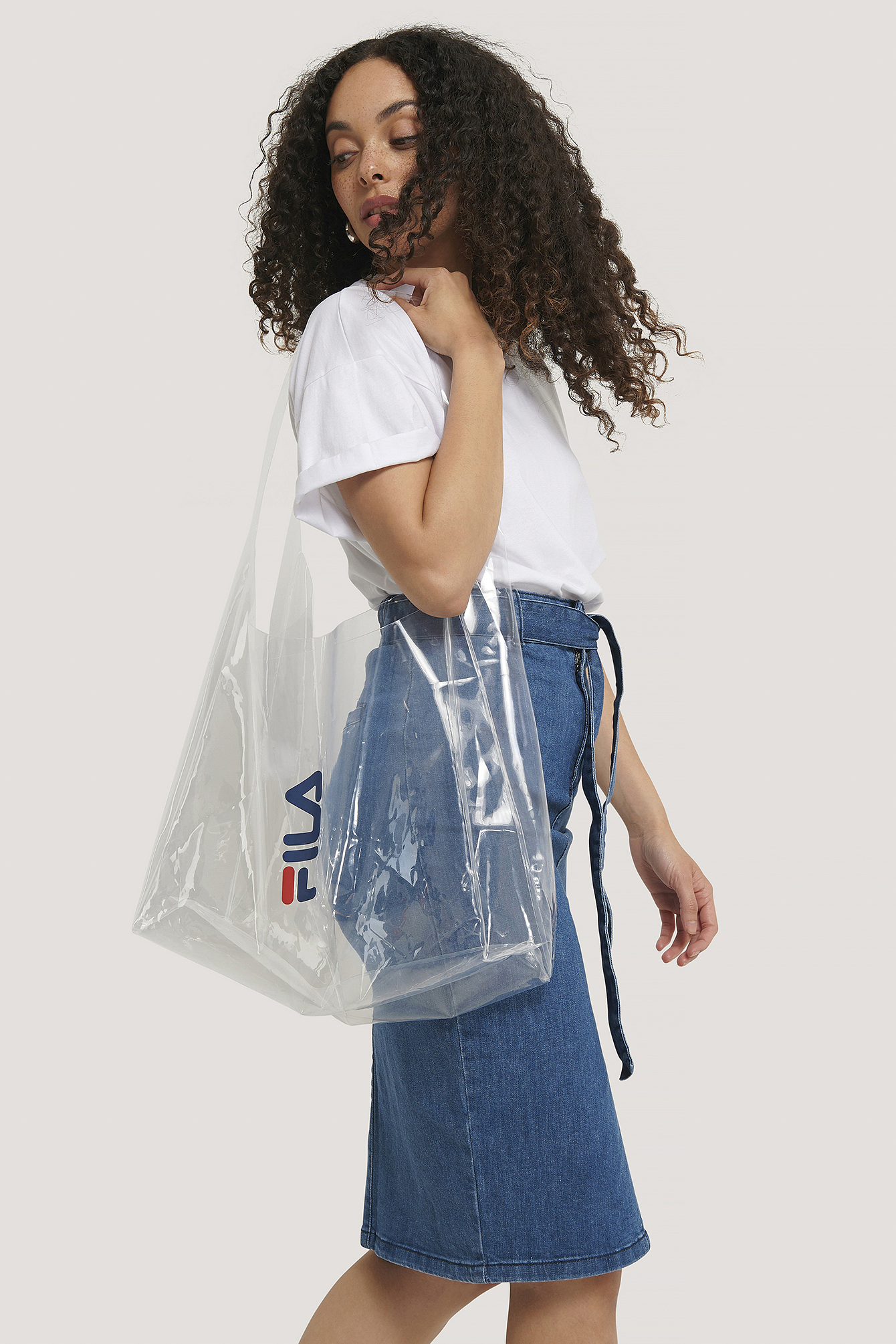 fila -  City-Shopper-Tasche - White