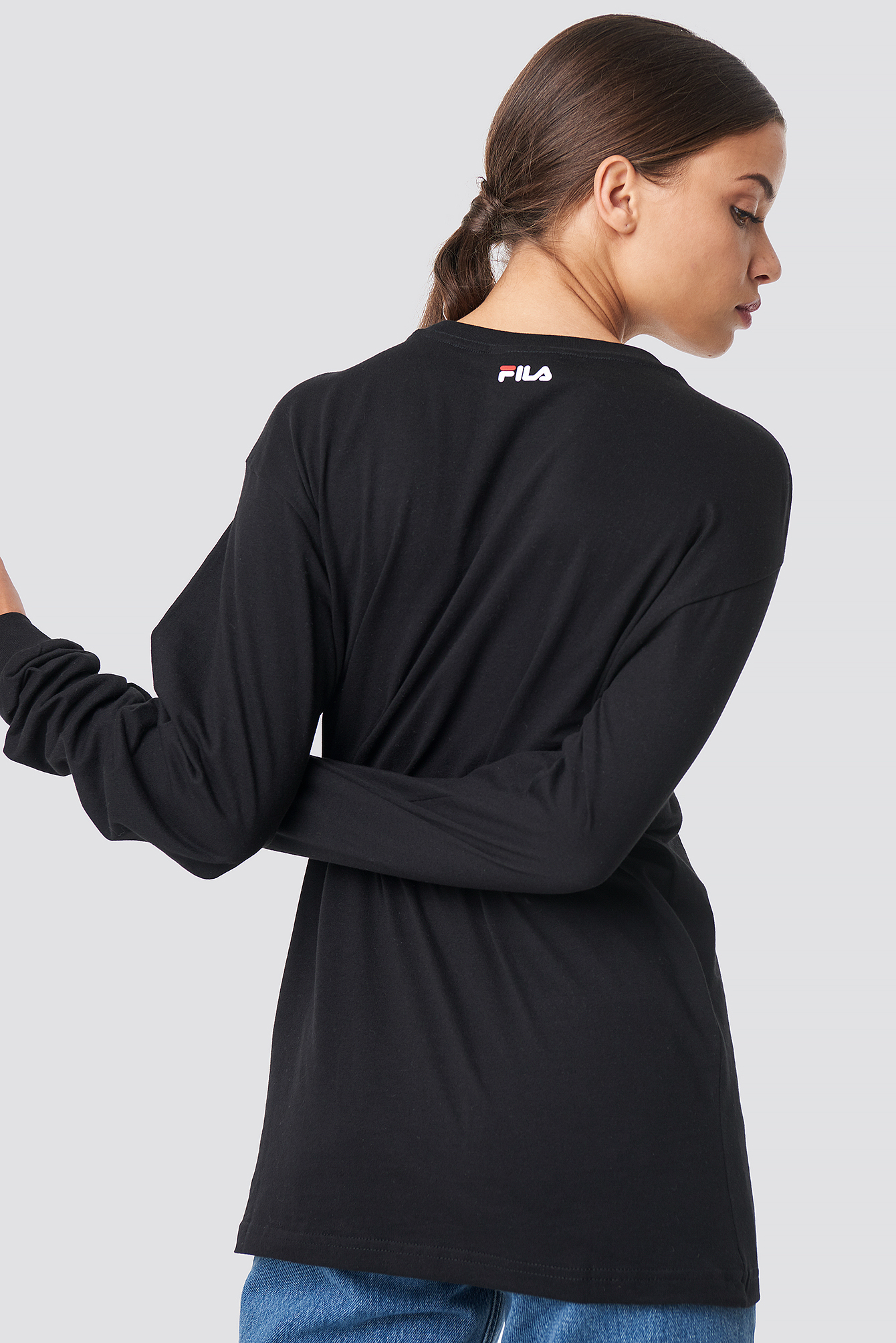 Classic Pure Long Sleeve Shirt NA-KD.COM