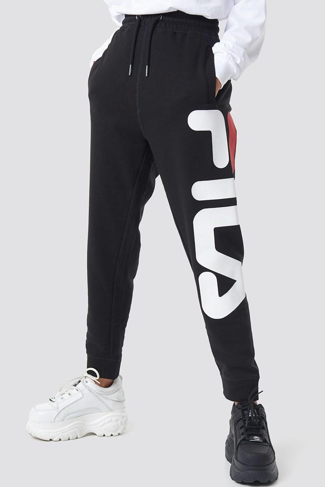 Classic Pure Pants Black