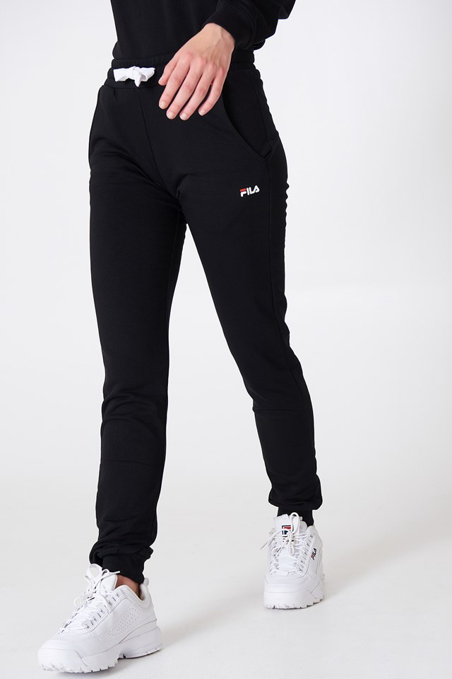 Classic Slim Pants Black