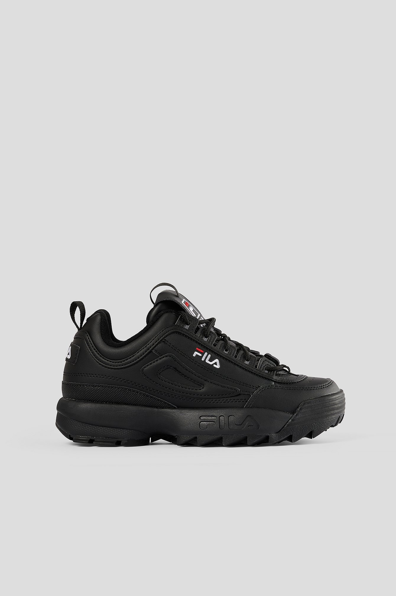 FILA Chunky Sneakers - Black