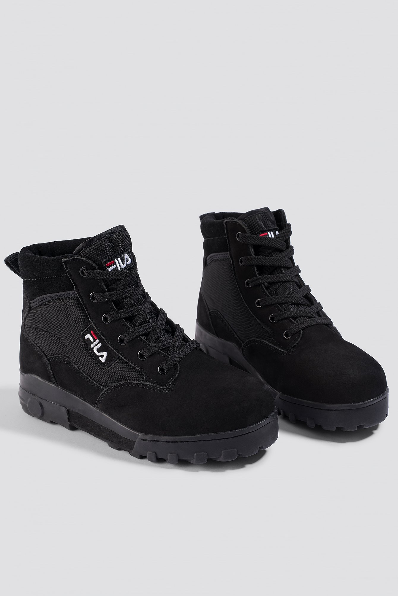 Grunge Mid Wmn Boot NA-KD.COM
