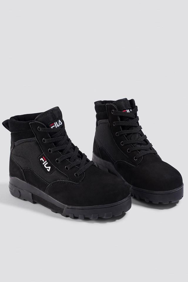 Grunge Mid Wmn Boot NA-KD.COM
