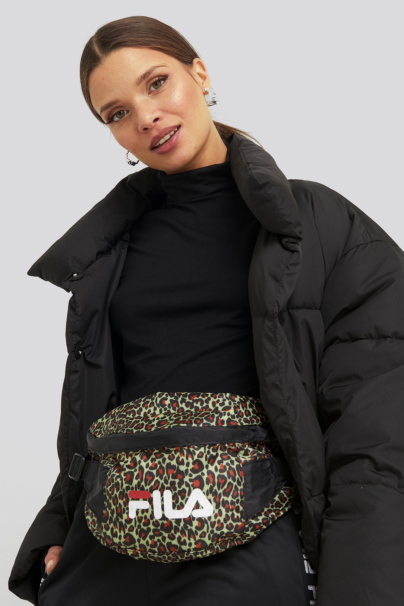 FILA Light Weight Waist Bag Göteborg - Multicolor