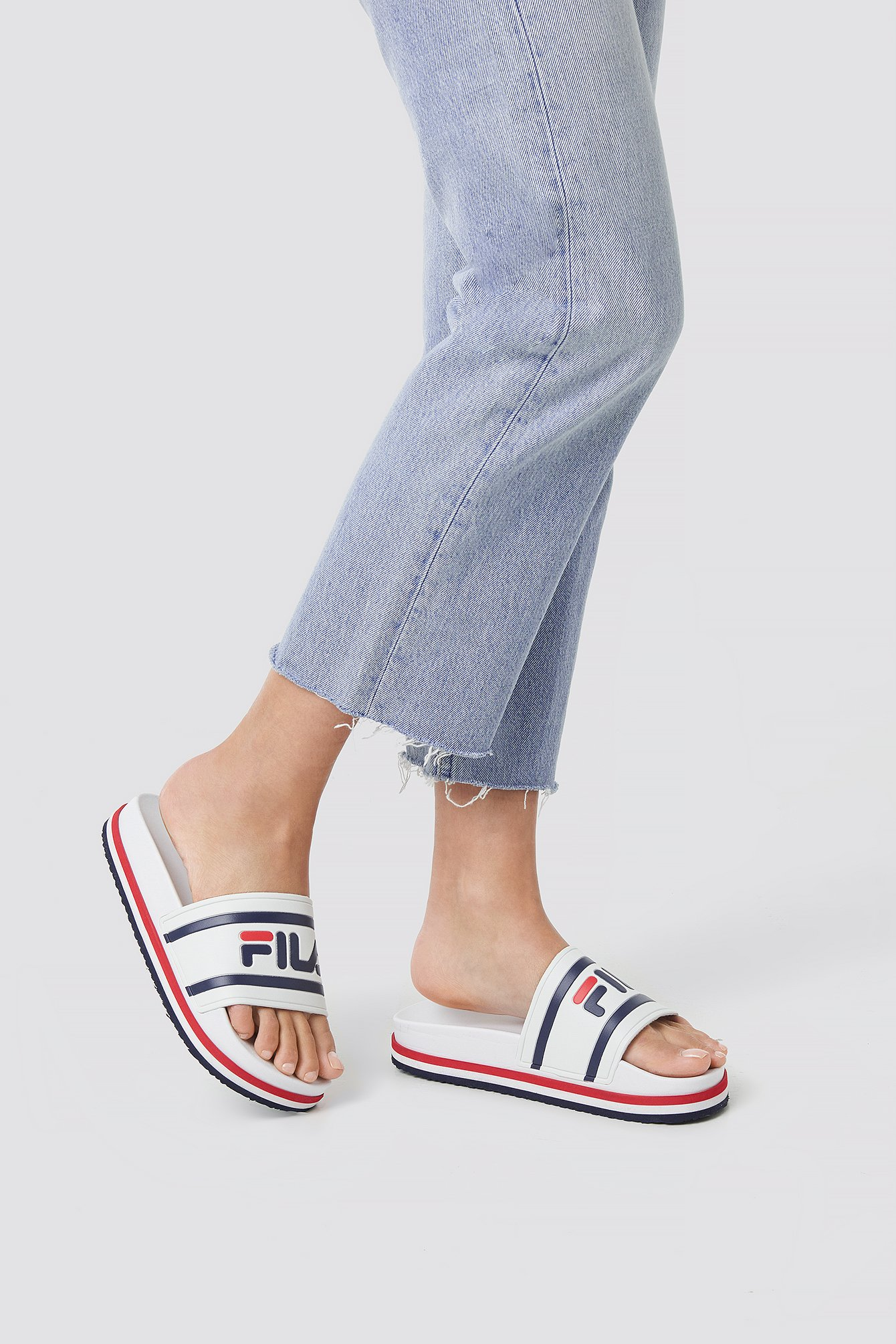 fila -  Morro Bay Zeppa Slip-On - White