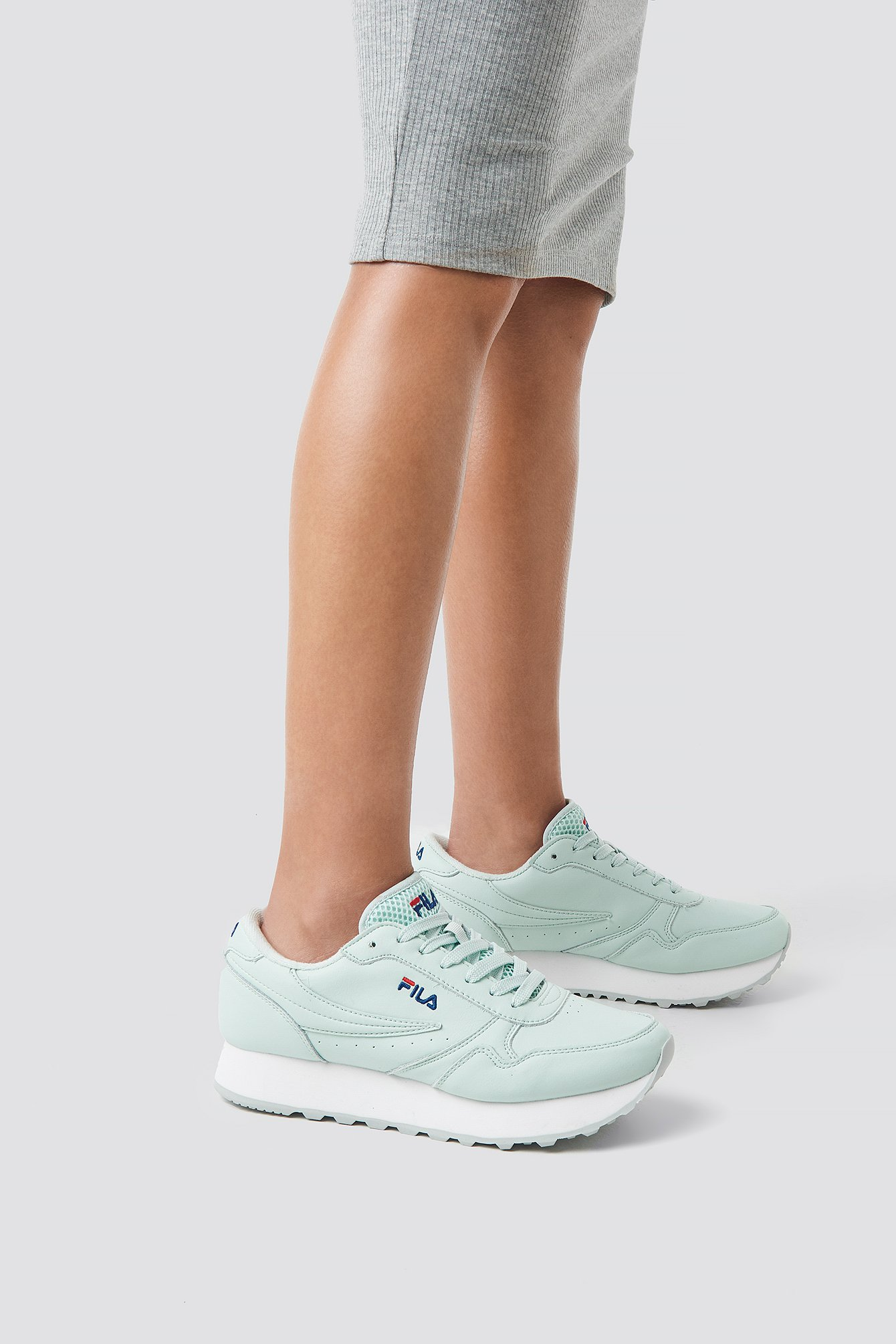 fila -  Orbit Zeppa L Wmn - Green