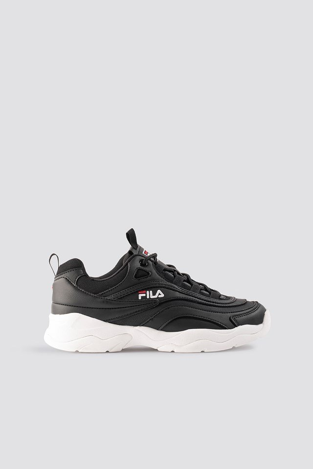Ray Low Wmn Sneaker Black