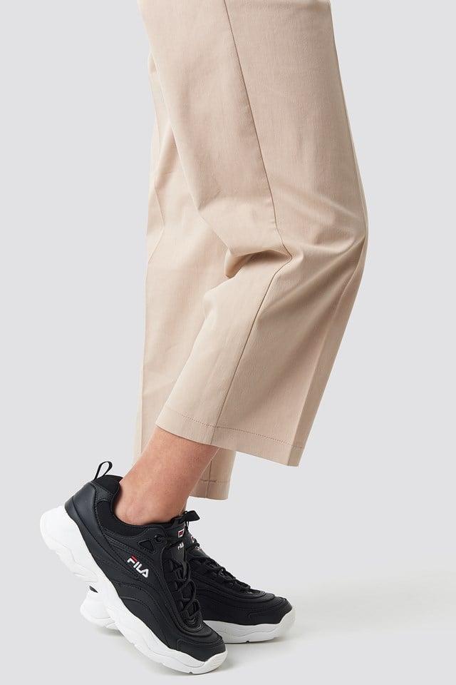 Ray Low Wmn Sneaker Black