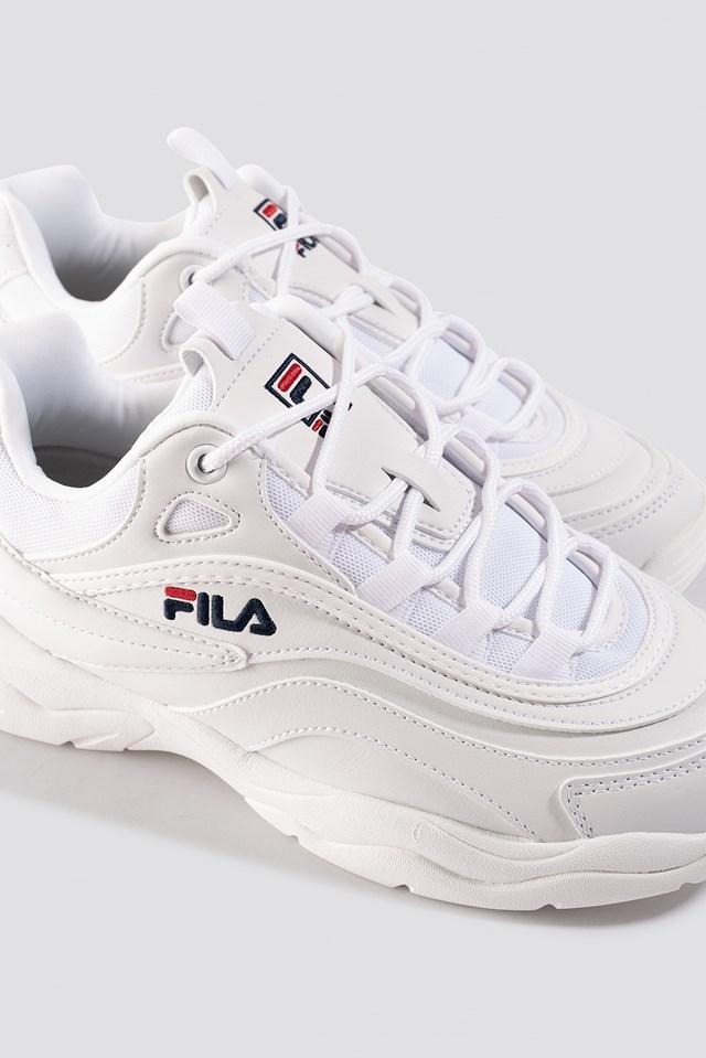 Ray Low Wmn Sneaker NA-KD.COM