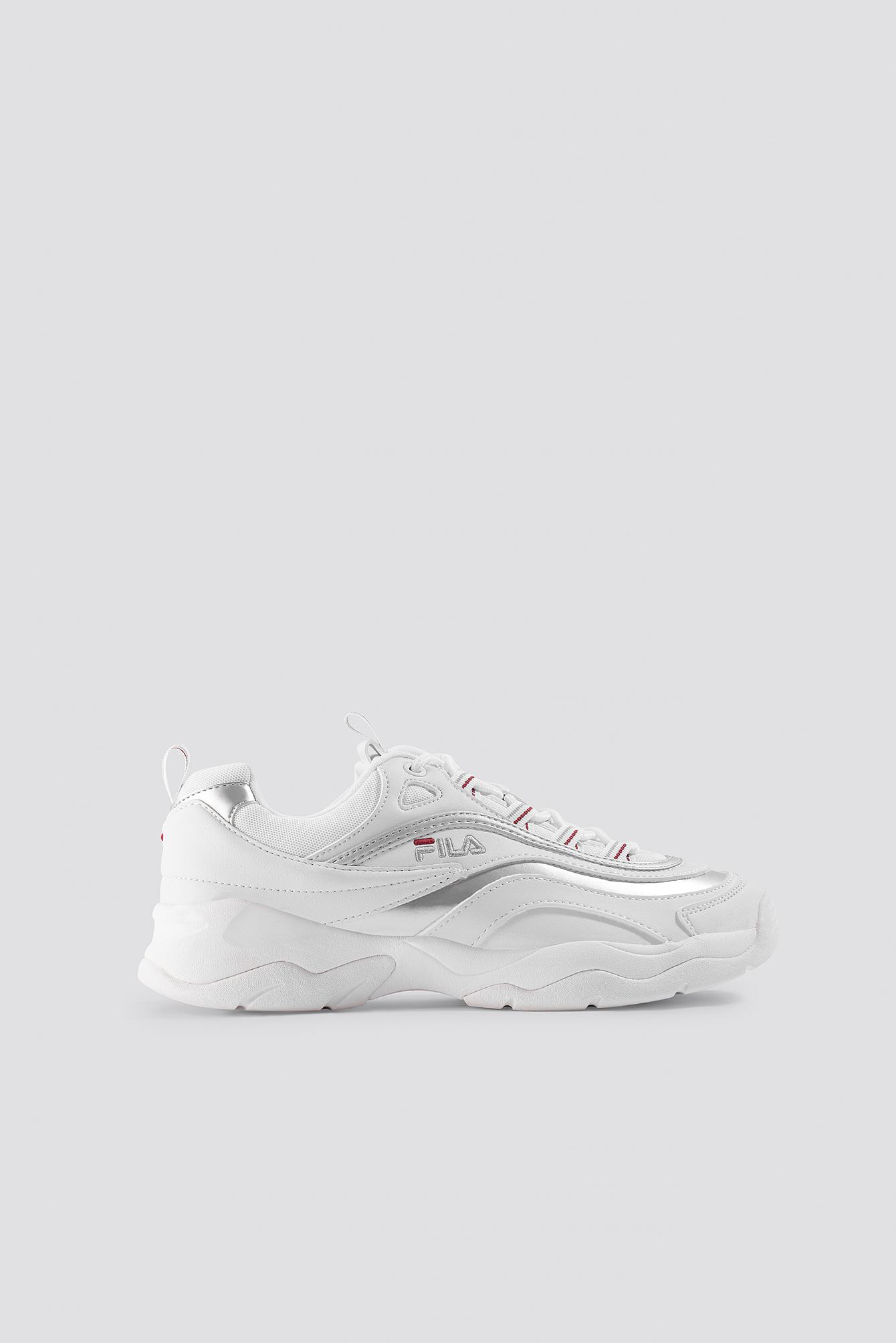 fila -  Ray Sneaker - White