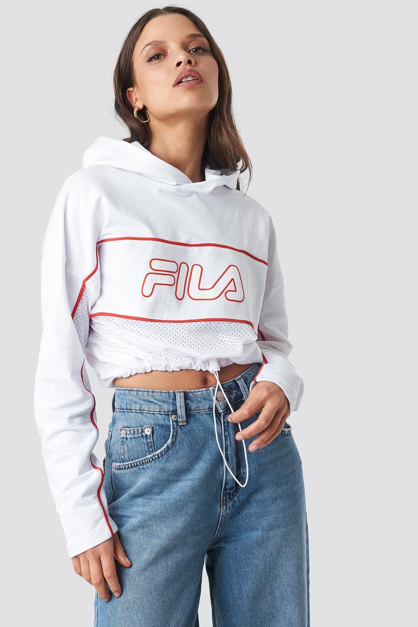 Romy Hooded Shirt NA-KD.COM