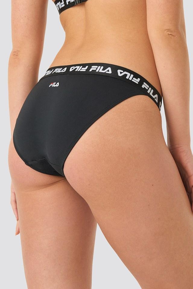Sally Bikini Panty Black