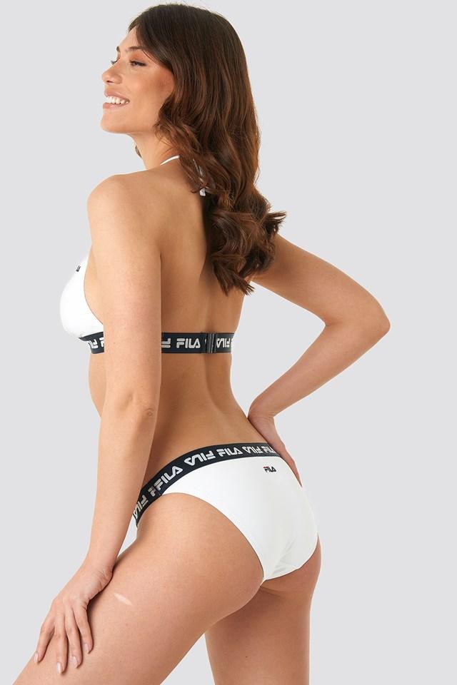 Sally Bikini Panty Bright White