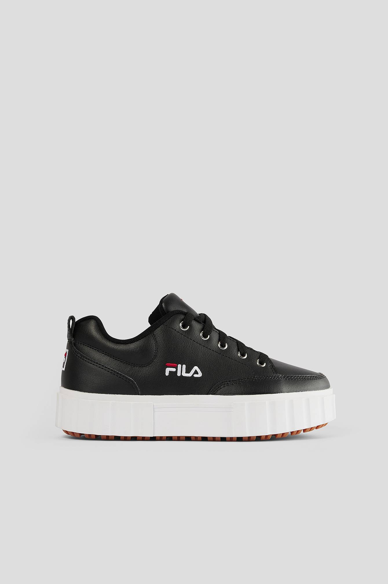 FILA Nahkatennarit - Black