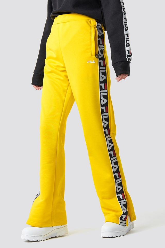 Thora Track Pants Vibrant Yellow