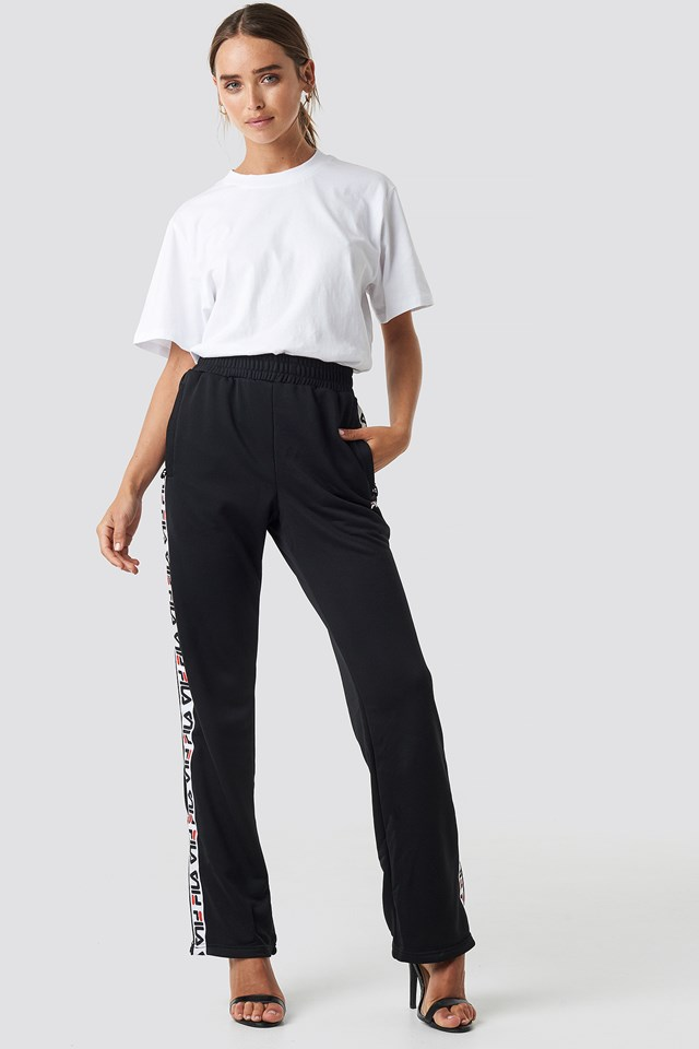 Thora Track Pants Black