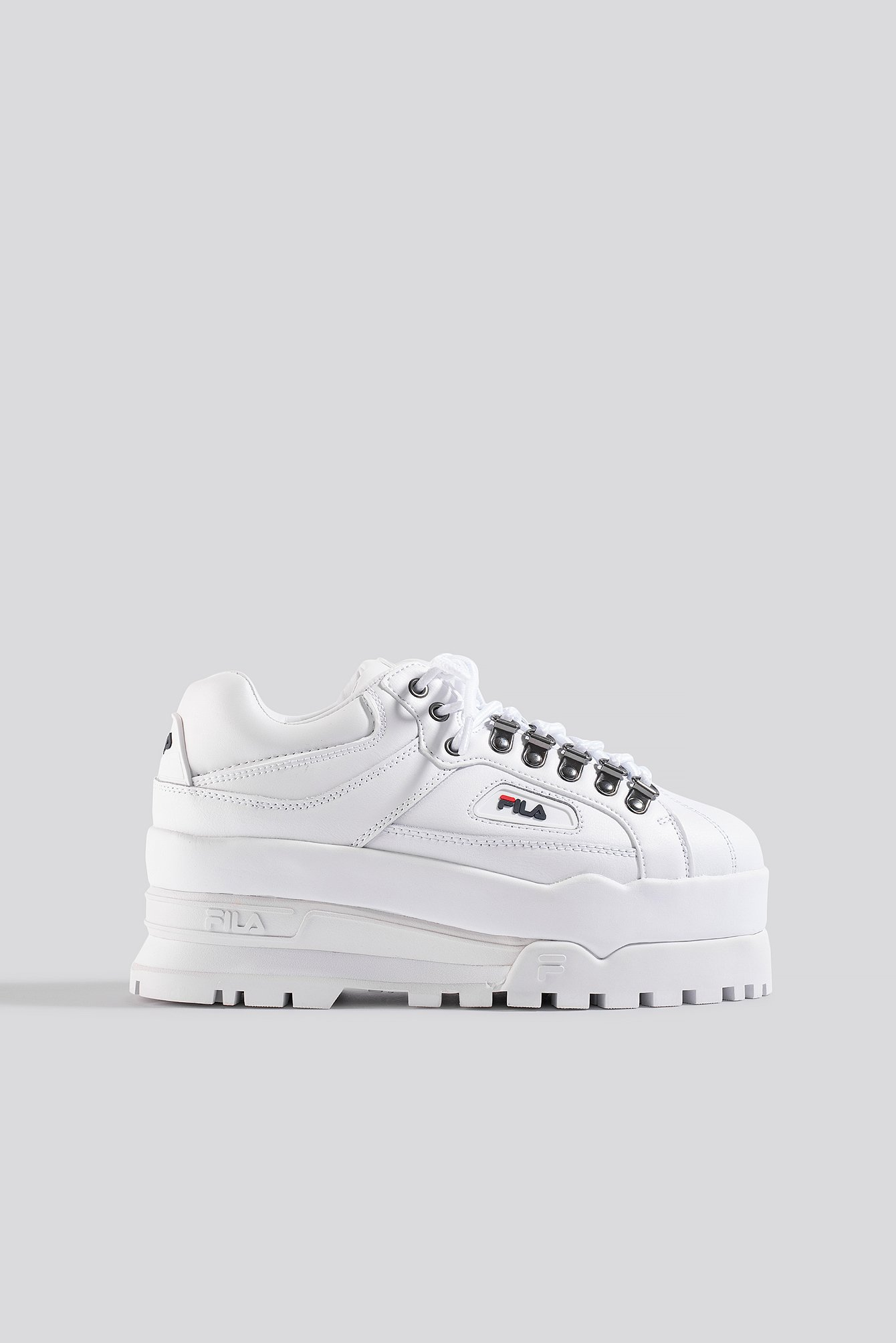 fila -  Trailblazer Wedge Wmn Sneaker - White