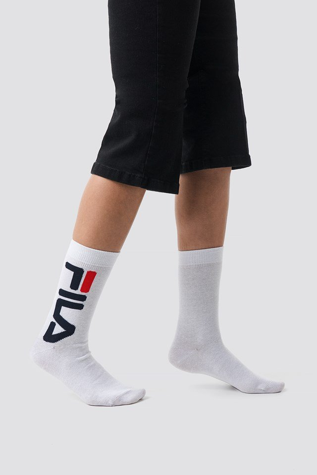 Fila Urban Socks White