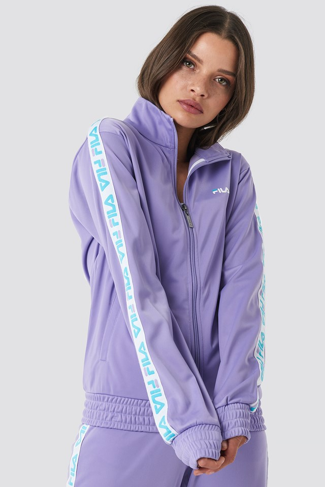Women Strap Track Jacket NA-KD.COM