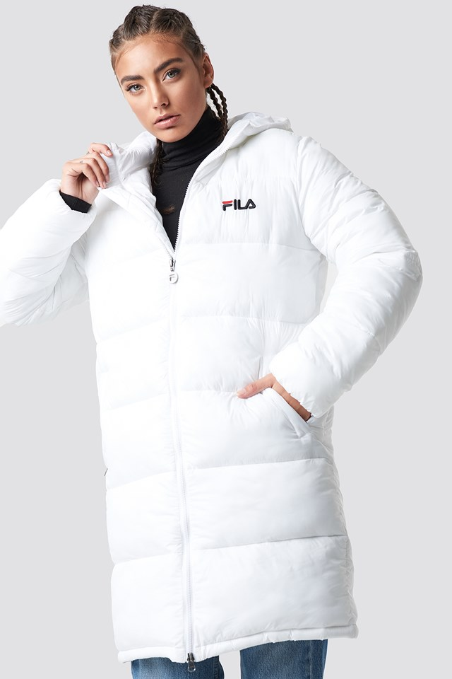 Zia Long Puff Jacket NA-KD.COM