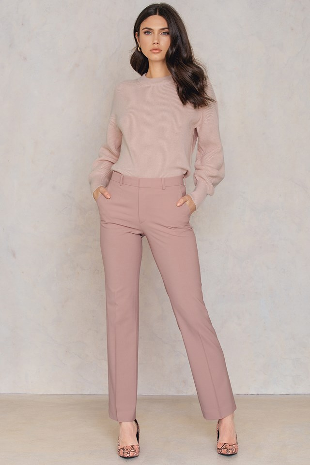 Bea Pants Rose