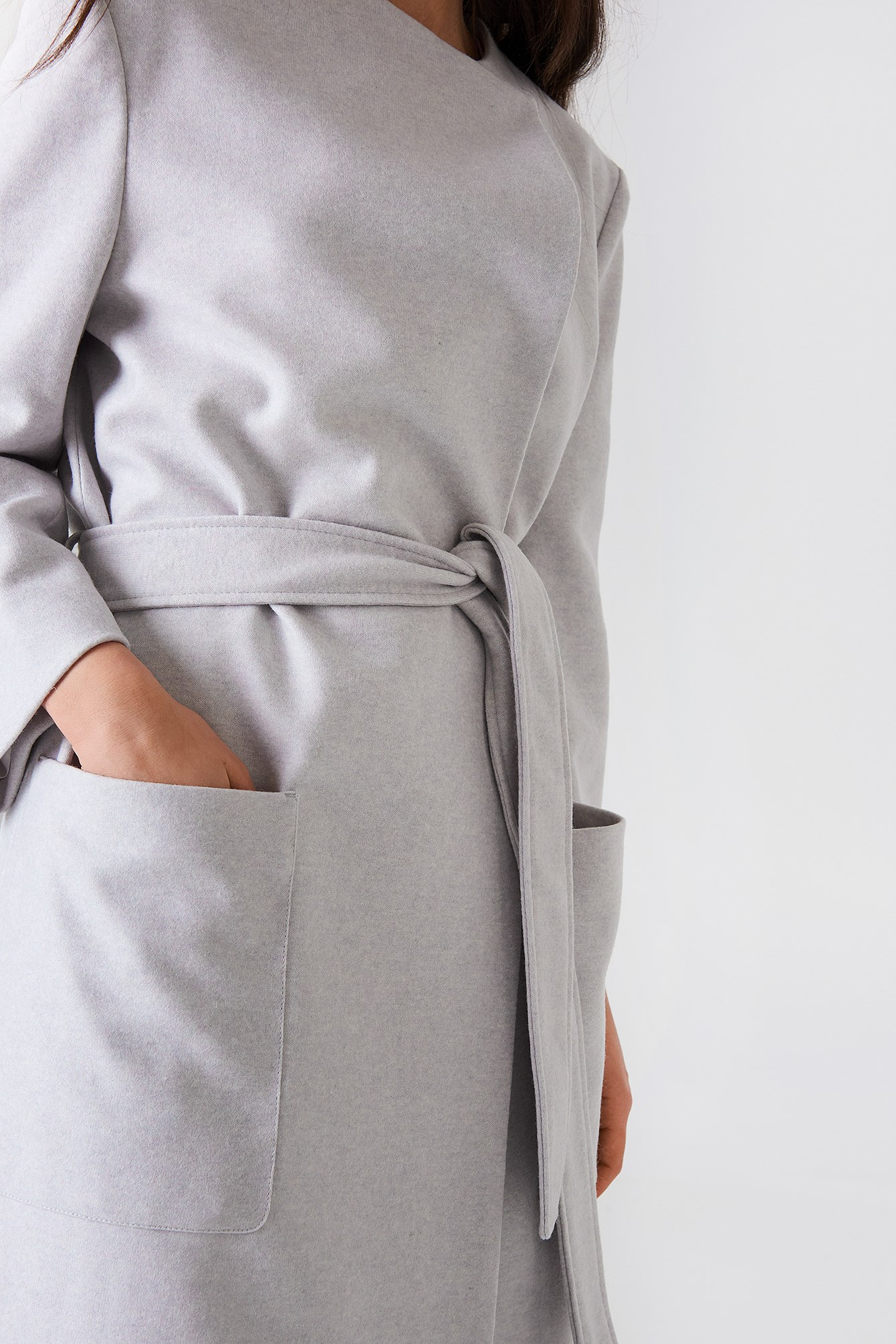 Blair Belt Coat NA-KD.COM