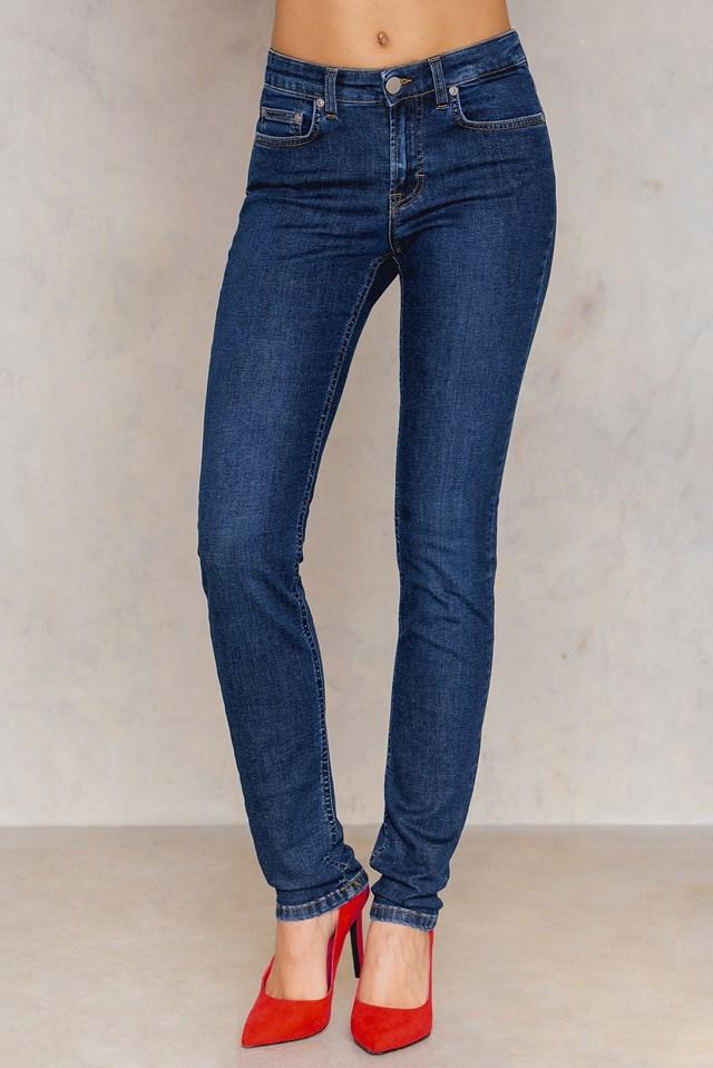 Debbie Midnight Blue Wash Jeans Midnight Blue