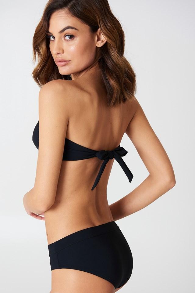 Hip Bikini Bottom Black