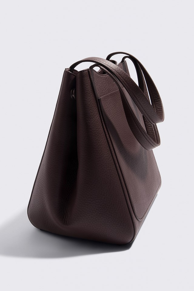 Shelby Bucket Leather Bag NA-KD.COM