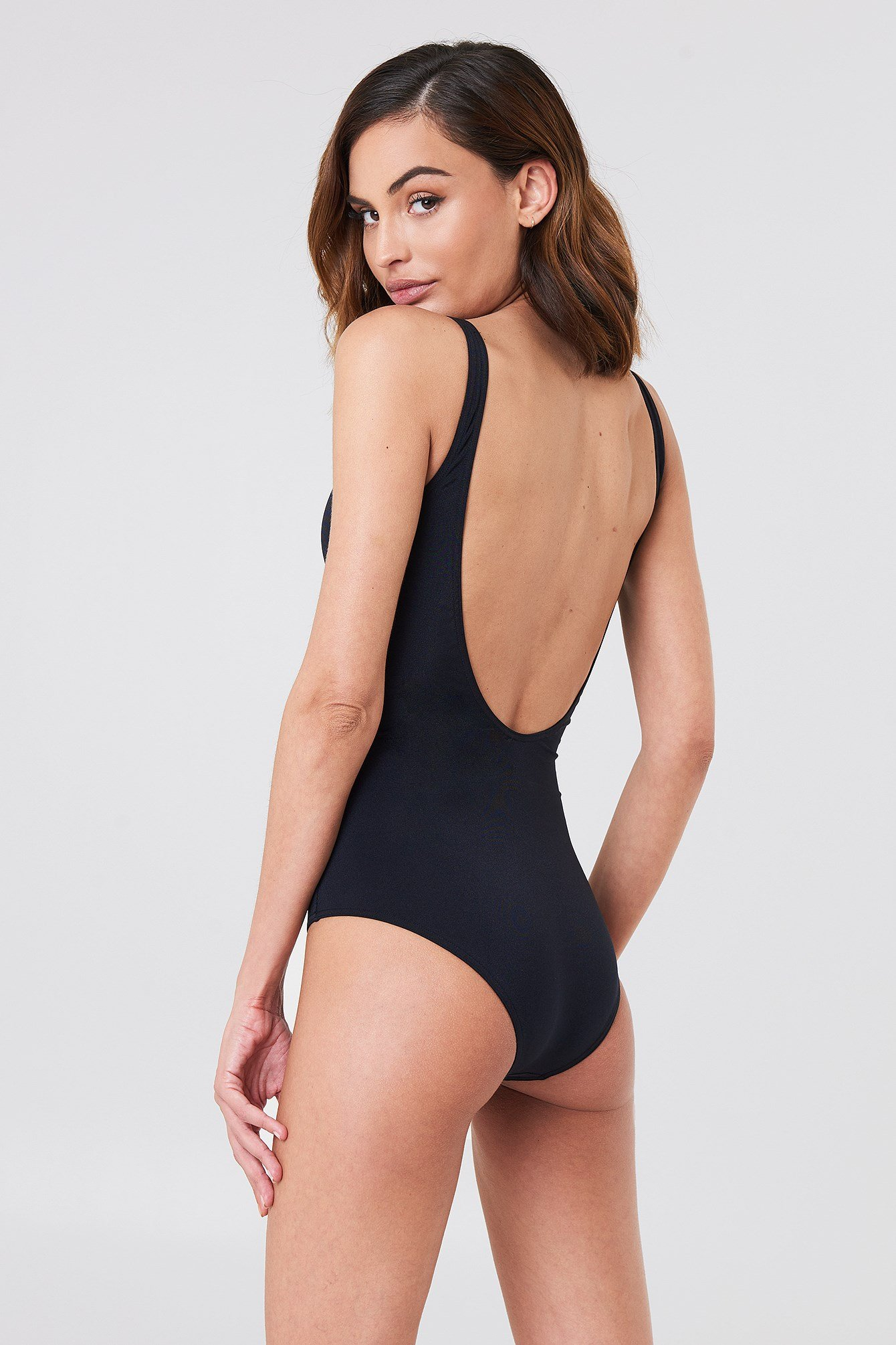 Shiny Swimsuit NA-KD.COM