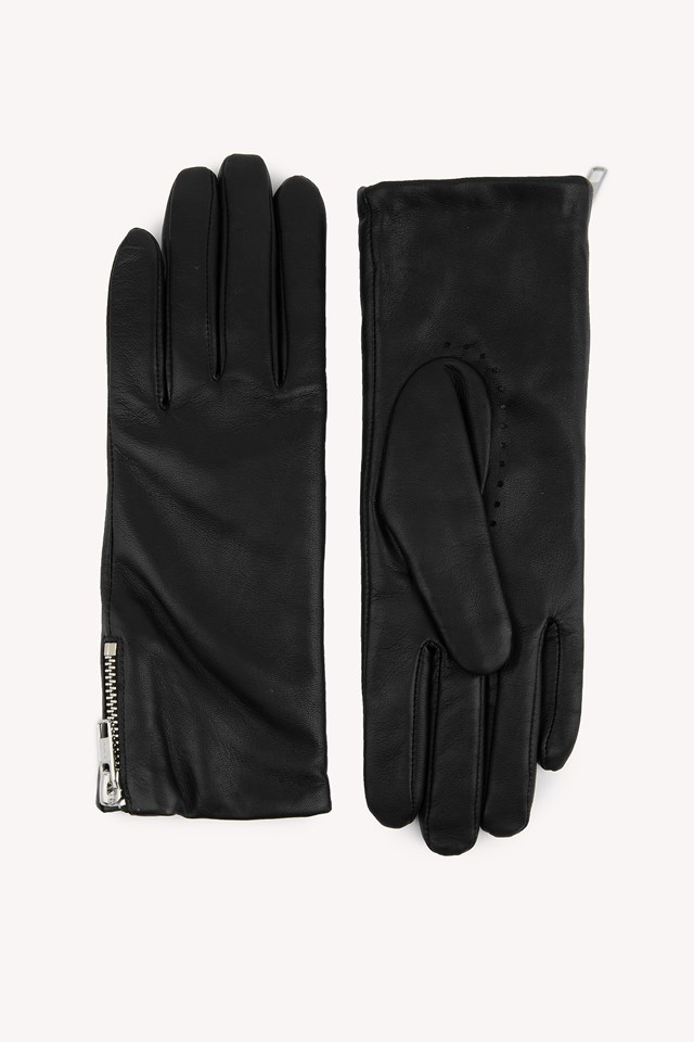 Zip Glove Black